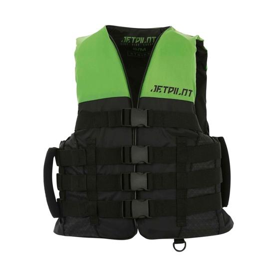 JETPILOT Vest Strike ISO 50N Green