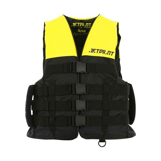 JETPILOT Vest Strike ISO 50N Yellow