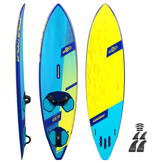JP AUSTRALIA Windsurf board Ultimate Wave PRO 2021