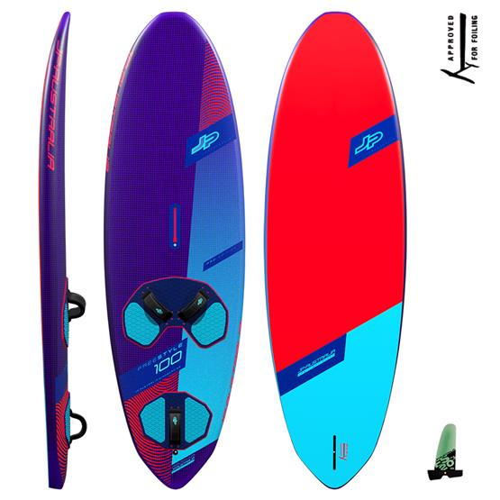JP AUSTRALIA Windsurf board Freestyle PRO 2021