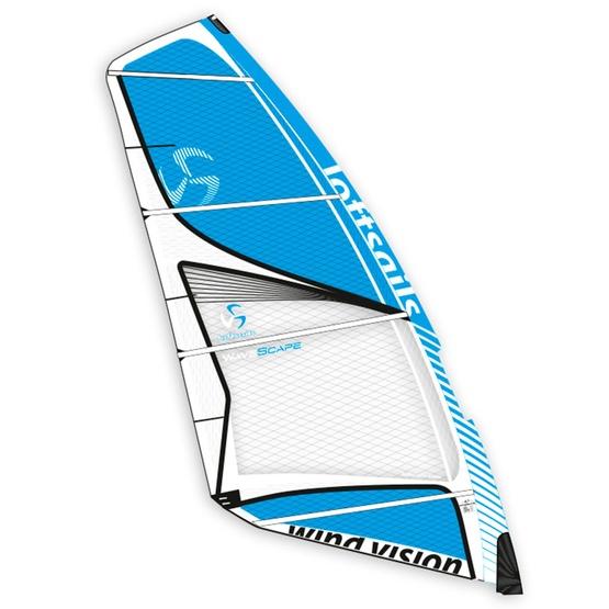 LOFTSAILS Windsurf Sail Wavescape 2017