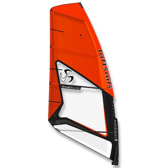 LOFTSAILS Żagiel windsurfingowy WAVESCAPE 2020