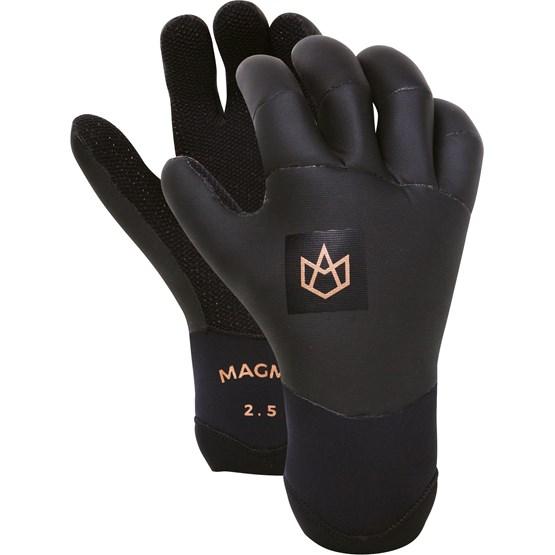 MANERA Neoprene gloves Magma Black 2.5 mm