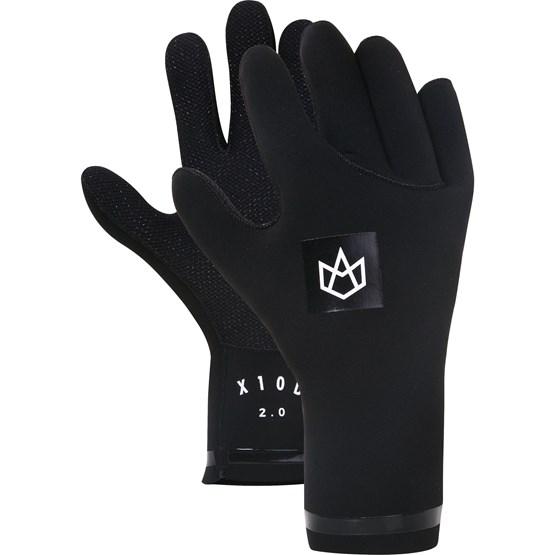 MANERA Neoprene gloves X10D Black