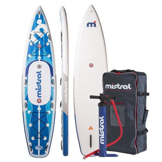 MISTRAL 2-chambers Inflatable SUP Board TREKKER version II
