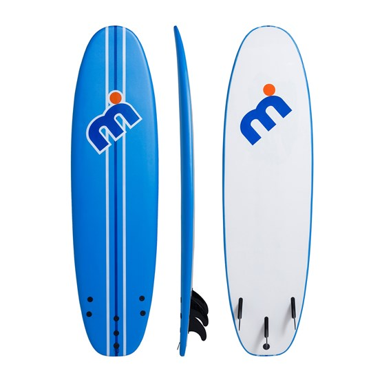 MISTRAL Surfboard Malibu Soft Top