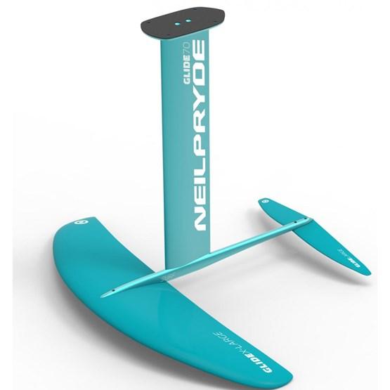 NEILPRYDE Glide Surf Alu Foil Double Track 2020