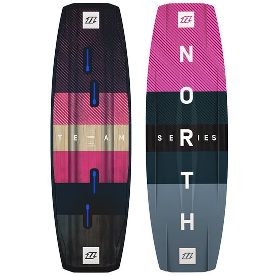 NORTH KITEBOARDING Board Team Series 2018