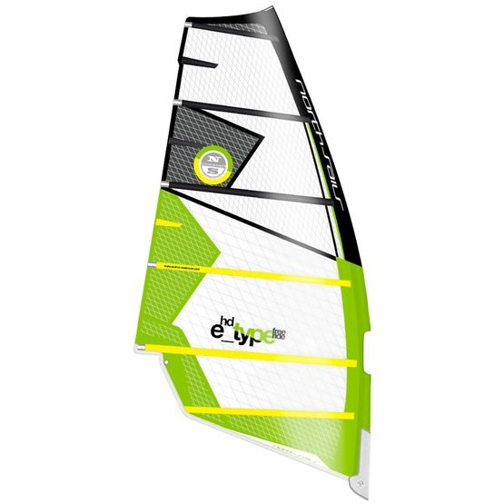NORTH SAILS Żagiel windsurfingowy E_TYPE HD 2018