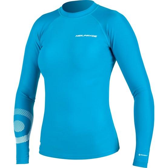 NEILPRYDE Rashguard Serene L/S Turquoise
