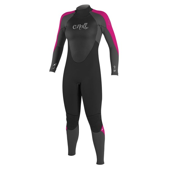 O'NEILL Womens wetsuit EPIC 5/4 BACK ZIP FULL 2019