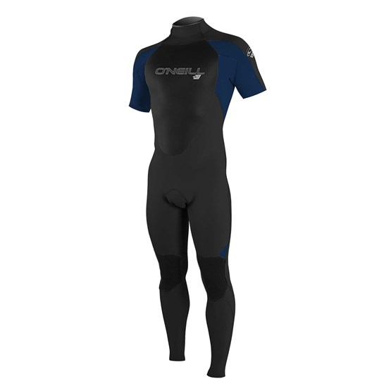 O'NEILL Mens wetsuit Epic 3/2 Back Zip S/S Full BLACK/ABYSS