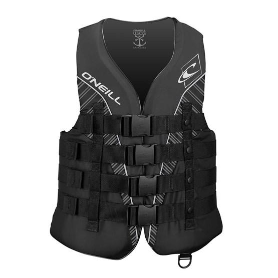 O'NEILL Buoyancy vest Superlite 50 ISO BLACK/SMOKE/WHITE