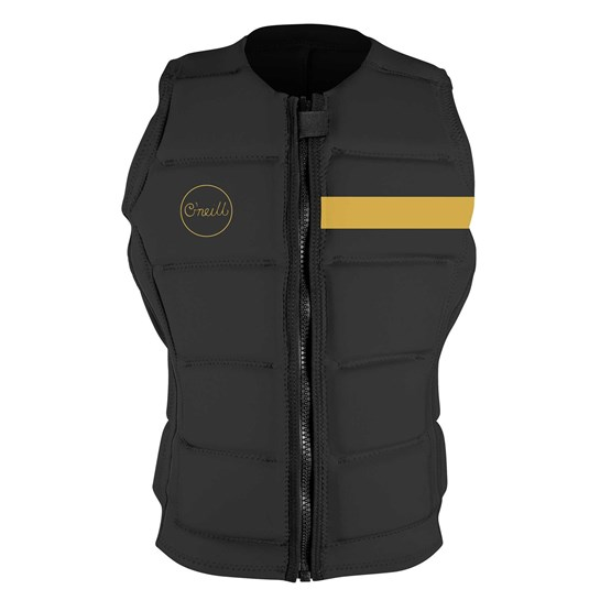 O'NEILL Womens protection vest Bahia Comp BLACK