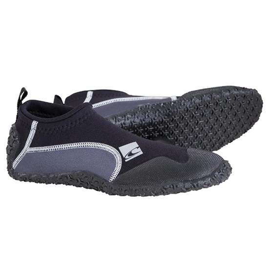 O'NEILL Buty neoprenowe Reactor Reef youth BLACK/COAL