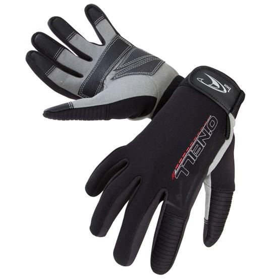 O'NEILL Neoprene gloves Explore 1mm 5-Finger BLACK