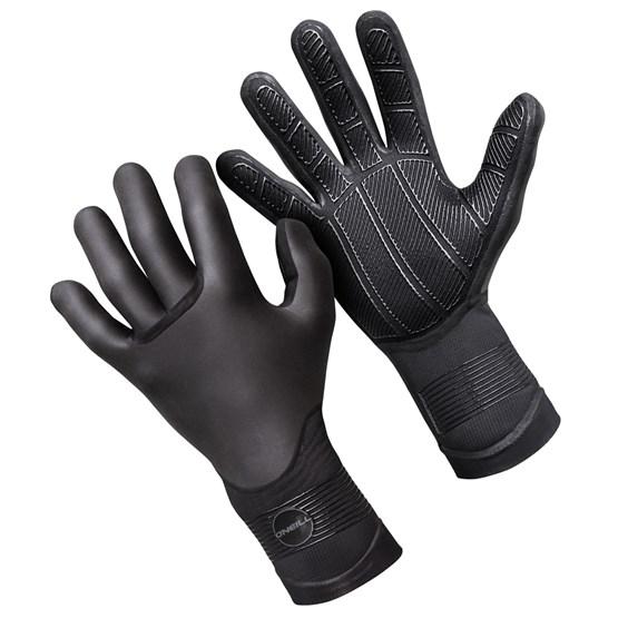 O'NEILL Neoprene gloves Psycho Tech 5mm 5-Finger BLACK
