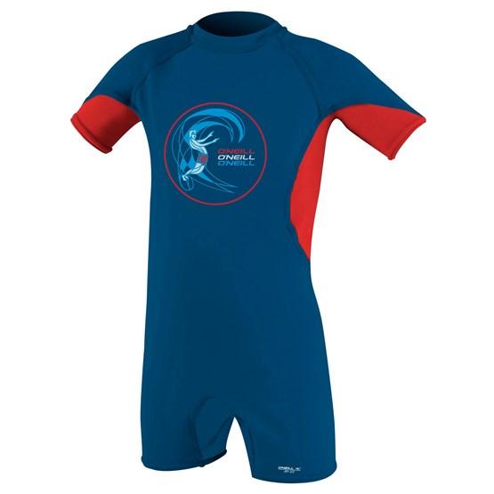 O'NEILL Kids suit O'Zone UV Spring - Boys DEEPSEA/RED/WHITE