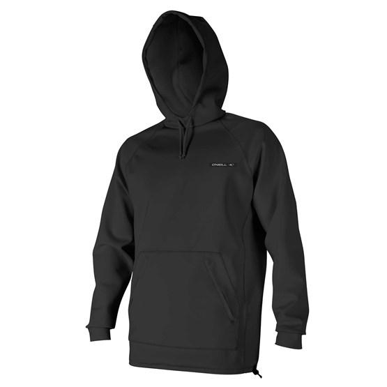 O'NEILL Mens Neo hoodie Neo L/S BLACK