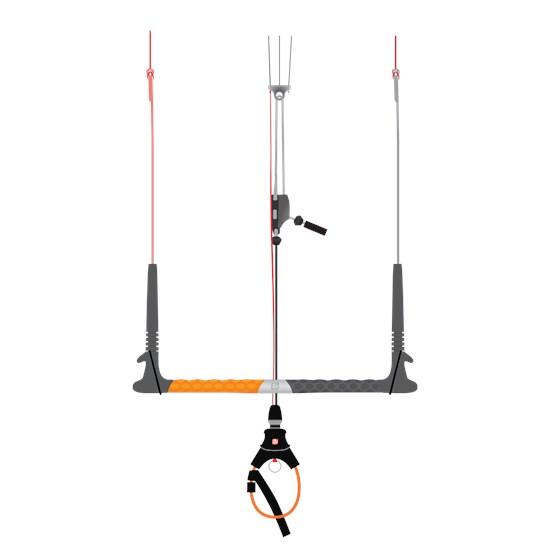 PLKB Kitesurfing bar Navigator V6 5-line