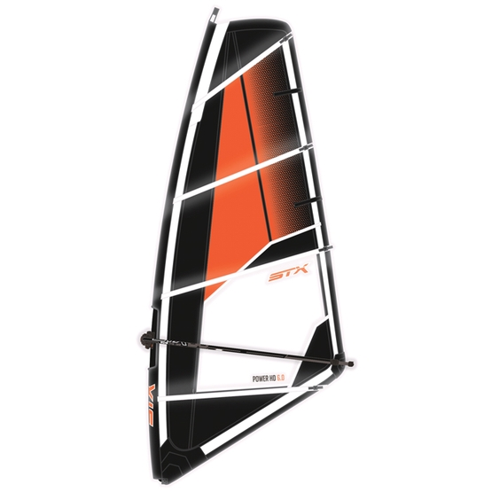 STX WindSUP Rig POWERHD DACRON