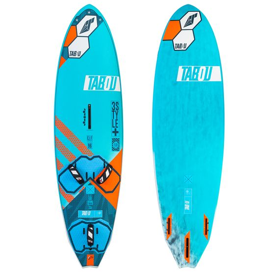 TABOU Windsurf board 3S Plus Carbon Flex 2020