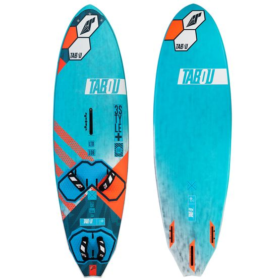 TABOU Windsurf board 3S Plus LTD 2020
