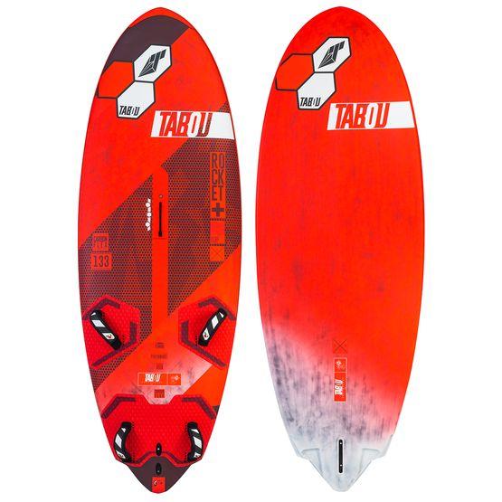 TABOU Windsurf board Rocket Plus Carbon Flex 2020