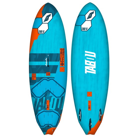 TABOU Deska windsurfingowa 3S Plus TEAM 2021
