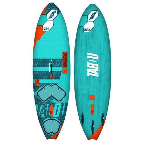 TABOU Windsurf board Da Bomb 2021