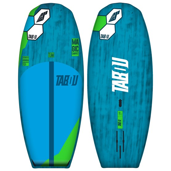 TABOU Deska do foila - windsurfing i foilwing Magic Carpet TEAM 2021