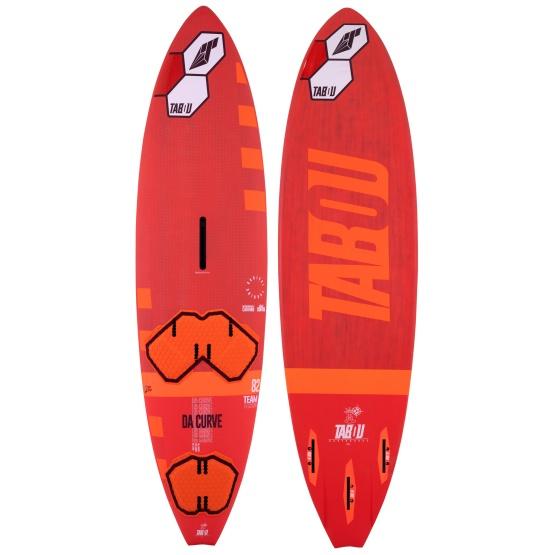 TABOU Windsurf board Da Curve 2022
