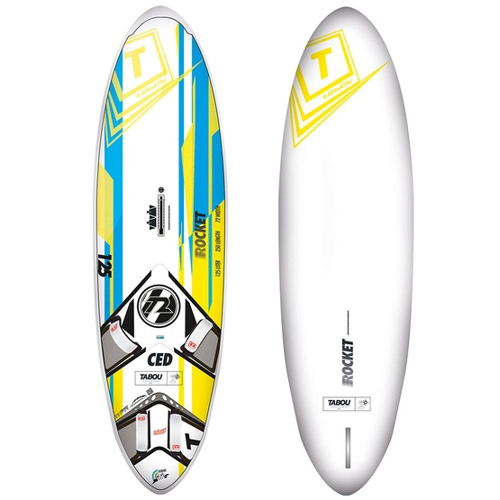 TABOU Windsurf board ROCKET CED 2017