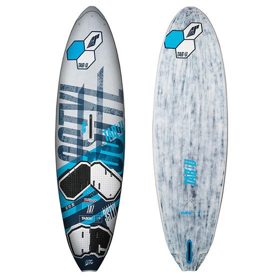 TABOU Windsurf Board 3S CLASSIC LTD 2018