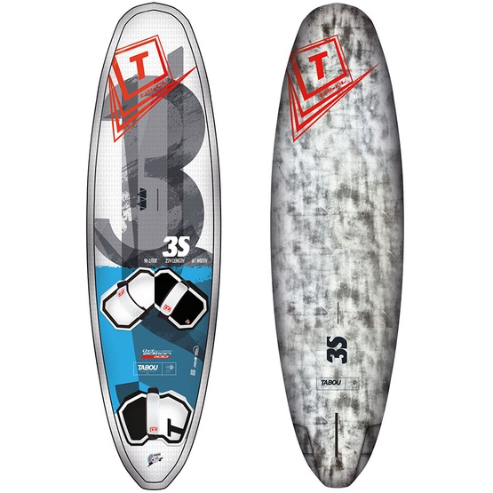 TABOU Windsurf board 3S LTD 2017