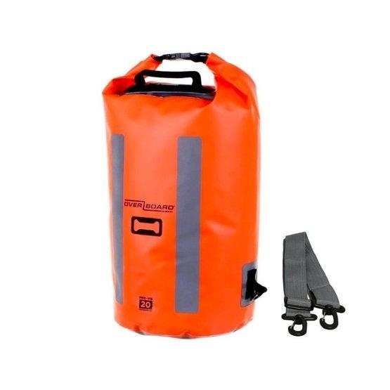 OVERBOARD Wodoszczelna Torba - Dry Tube Pro-Vis Bag 20 Litrów