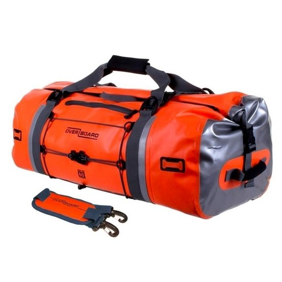 OVERBOARD Waterproof Duffel Bag Pro-Vis 60 Liters