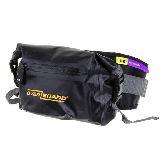 OVERBOARD Waterproof Waist Pack LIGHT 2 Liter