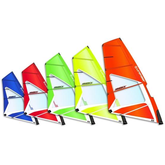 UNIFIBER Żagiel Windsurfingowy MAVERICK DACRON JUNIOR HD