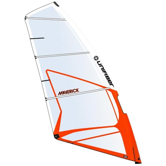 UNIFIBER Maverick HD X-ply Sail 3.3 - 3.7