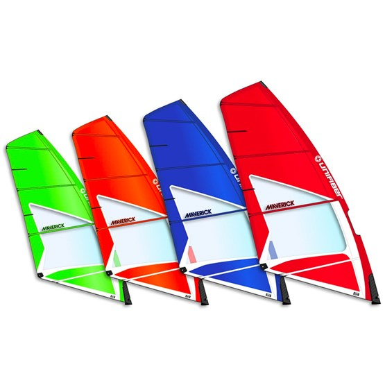 UNIFIBER Windsurf sail Dacron HD 4.0 - 5.8