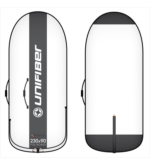 UNIFIBER Windsurf Foil boardbag Pro Luxury