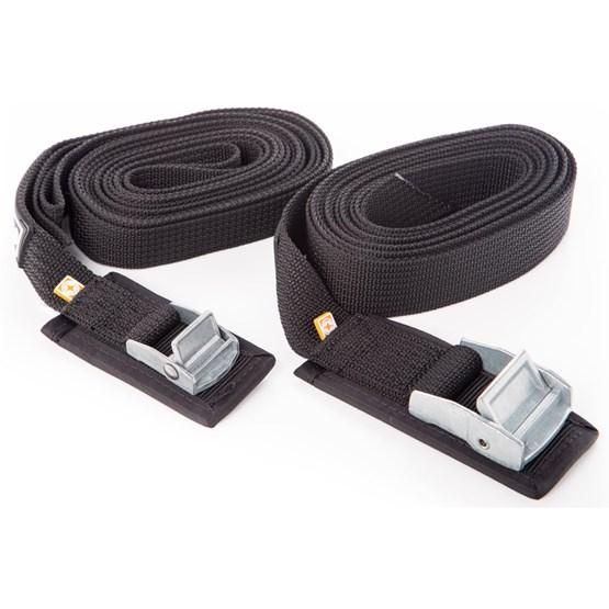 UNIFIBER Tie Down Straps with EVA pad (2 pieces)