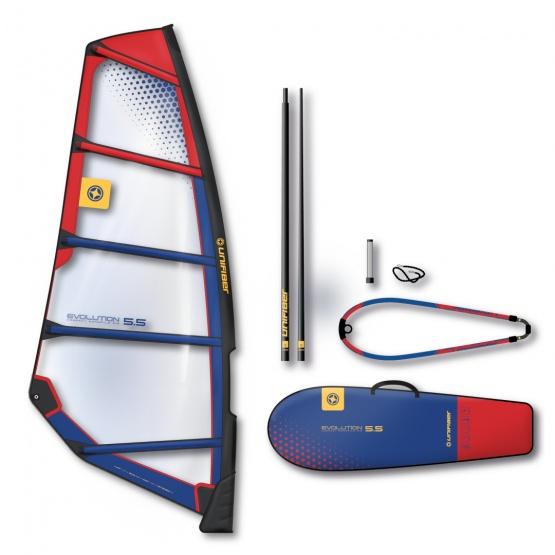 UNIFIBER Complete windsurf rig Evolution II