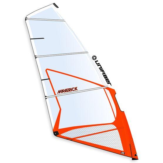 UNIFIBER Maverick Freemowe/Freeride Sail 4.0 - 7.3
