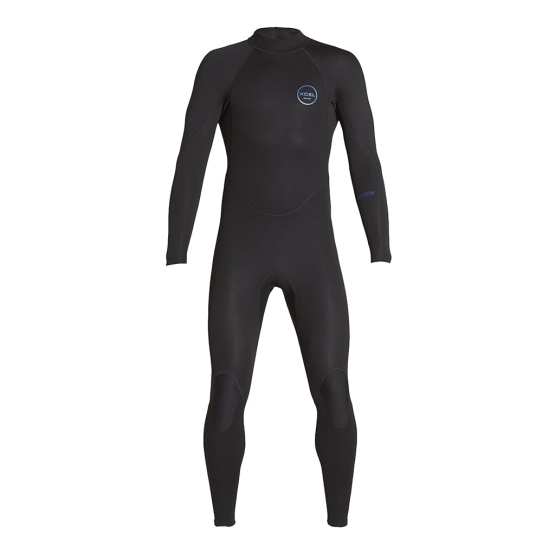 XCEL Mens wetsuit Axis OS All Nylon 3/2 Black SP19