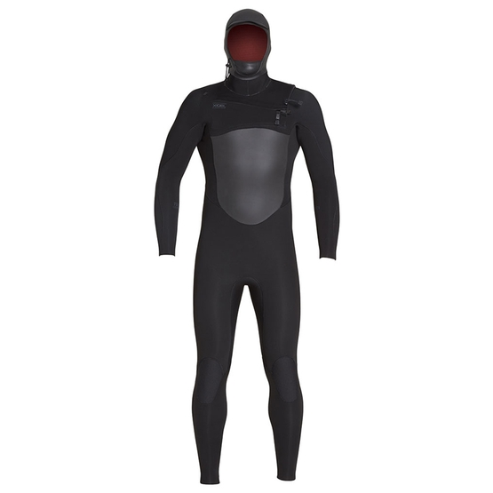 XCEL Mens wetsuit Infiniti X2 6/5 Hooded (chest zip) FW19/20