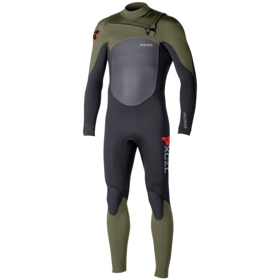 XCEL Mens wetsuit INFINITI X2 4/3mm Fall 2016