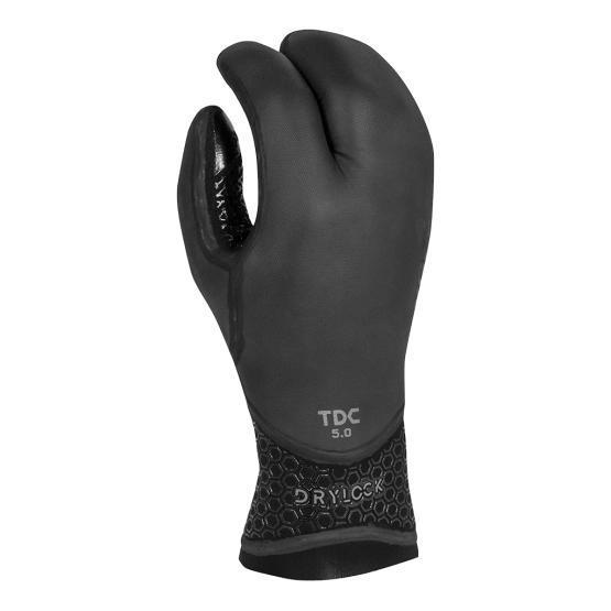 XCEL Glove Drylock 3-Finger 5mm TEXTURE SKIN