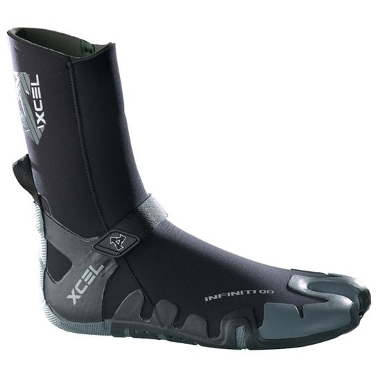 XCEL Neoprene Boots INFINITI Split Toe 3mm (2017)